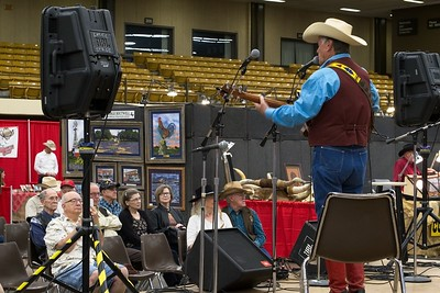 The Cowboy Symposium has been a tradition in Lubbock for many years, but year by year the attendance is declining. This year it seemed like the average age of the attendees increased once again, and it is sad that younger people don't choose to attend.
