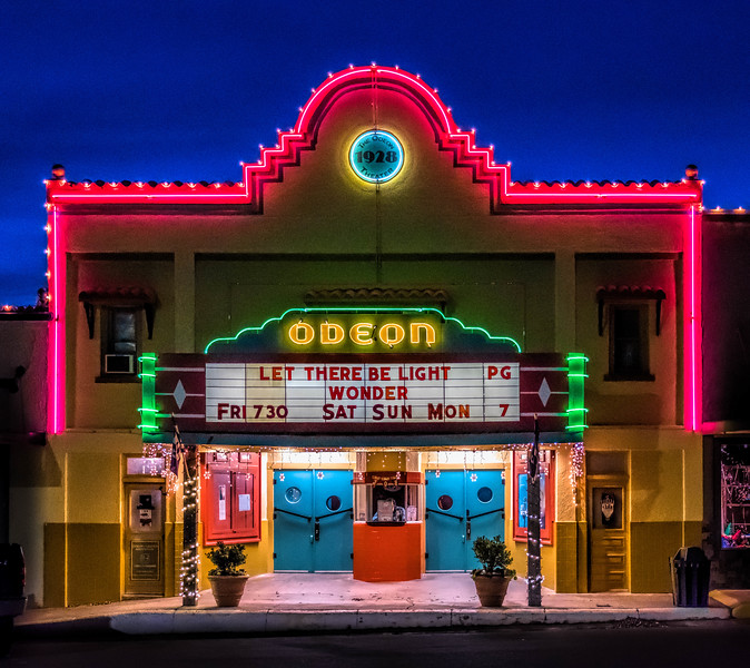 Odeon Wonder Color