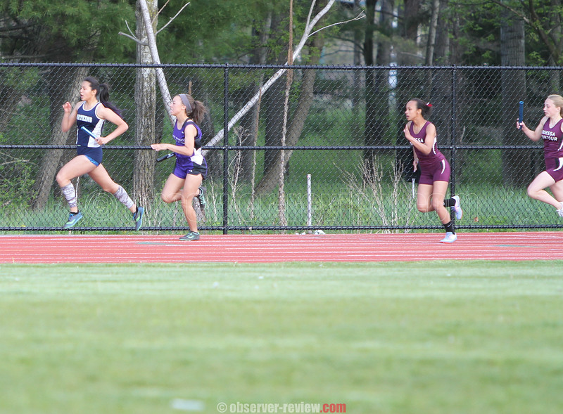 IAC Track and Field at Trumansburg 2016.