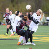 Odessa-Montour girls varsity soccer wins the Interscholastic Athletic Conference title, 10-17-15.