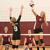 Odessa-Montour Volleyball 9-3-15