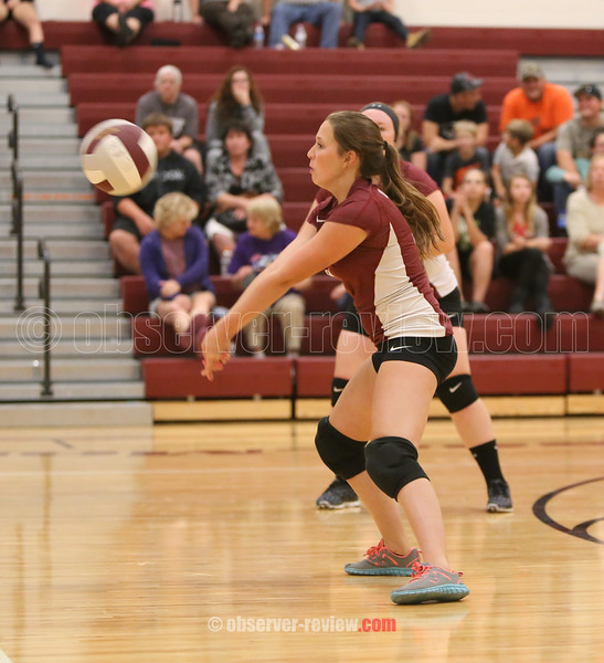 Odessa-Montour and Watkins Glen Volleyball 9-23-15.