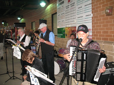 Odessa Klezmer at the Lakewood BlueClaws