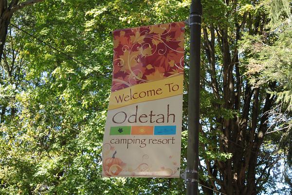 Odetah Camping Resort Assignments 2010-present