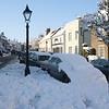 Snowy High Street, Odiham