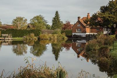 The Mill House, North Warnborough