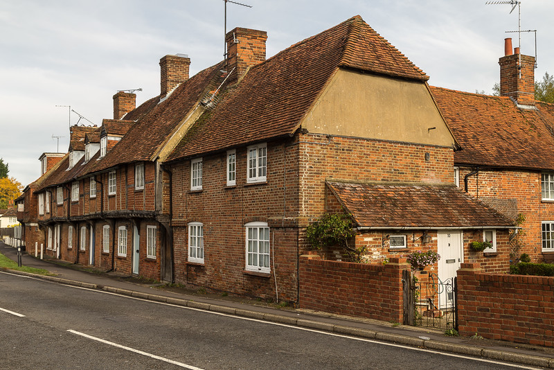 Castlebridge Cottages, North Warnborough