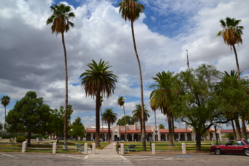 Arizona: Ajo, Tombstone, St. Xavier, Yuma