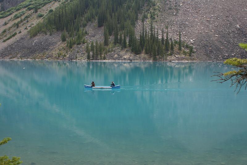 Llac - Lago Moraine