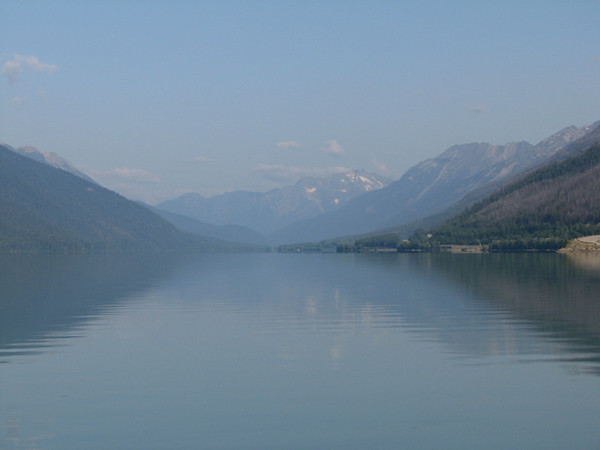 Moose Lake, Columbia Britanica