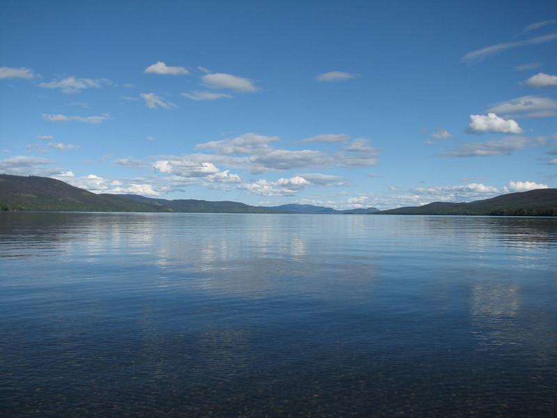 Lake François, Columbia Britanica
