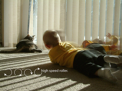 High Speed Roller