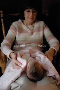 A Grandmother's Focus
