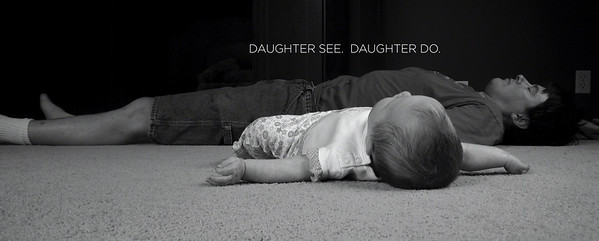 Daughter See Daughter Do