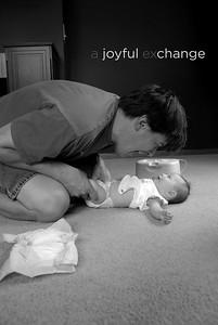 A Joyful Exchange