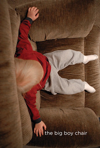 The Big Boy Chair