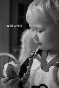 Apple Demise