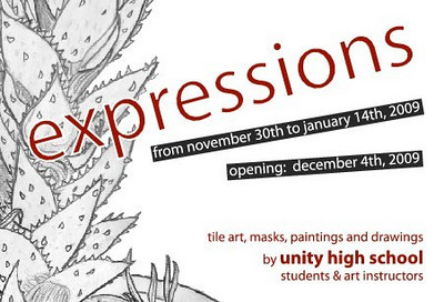 EXPRESSIONS Art Show Openeing