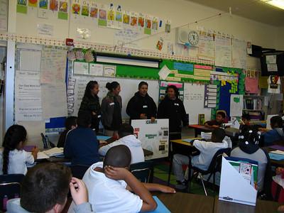 Global Warming Presentations-Green Leaf Elementary School