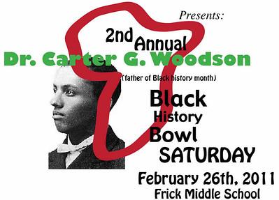 Dr. Carter G. Woodson Black History Bowl