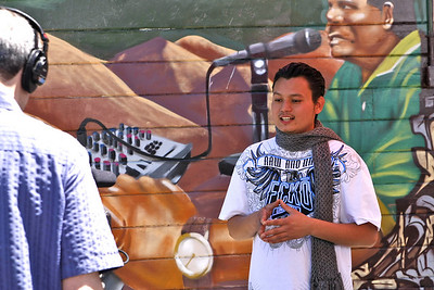 Movimiento El Salvador Report Back & Mural Opening