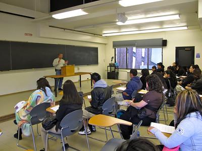 Sophomore UCSC Visit
