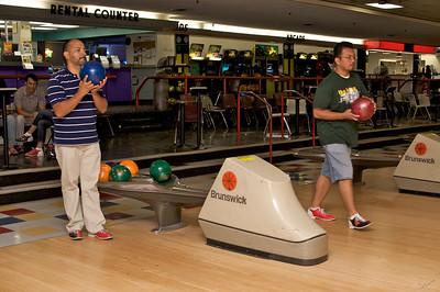 Staff Summer Bowling