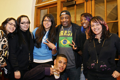 Stanford Hip Hop, Race and Citizenship Panel with Chuck D