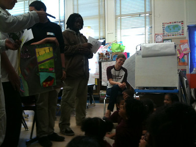 Climate Change Presentations: Greenleaf Elementary