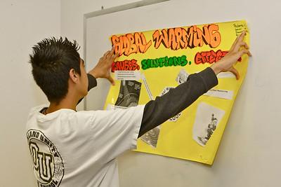 Global Warming Presentation-Kinship Youth Program