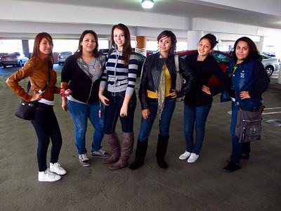 Junior UCSB Visit