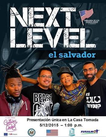 Hip Hop Diplomacy in El Salvador-Mr. Zarazua