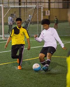 Saturday Night Soccer at Bladium