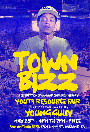 The Town Bizz: Youth Jobs & Resource Festival