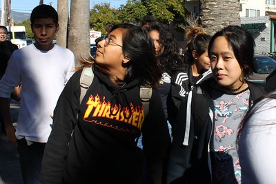 10th Grade UCSB and Cal Poly Trip