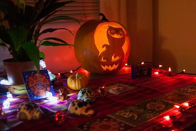 Pumpkin Carving/Sugar Skulls-Rho-Z Advisory
