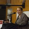 Merritt College President Dr. Marie-Elaine Burns