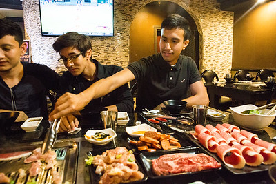 Rho-Z Advisory Korean BBQ