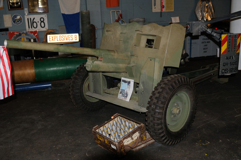 Military Museum Hawthorne, NV