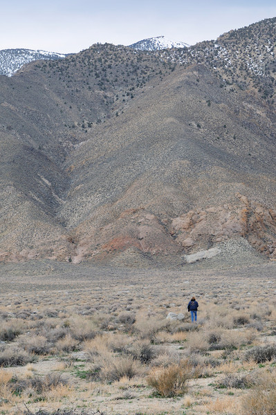 Geocaching near Hawthorne, NV