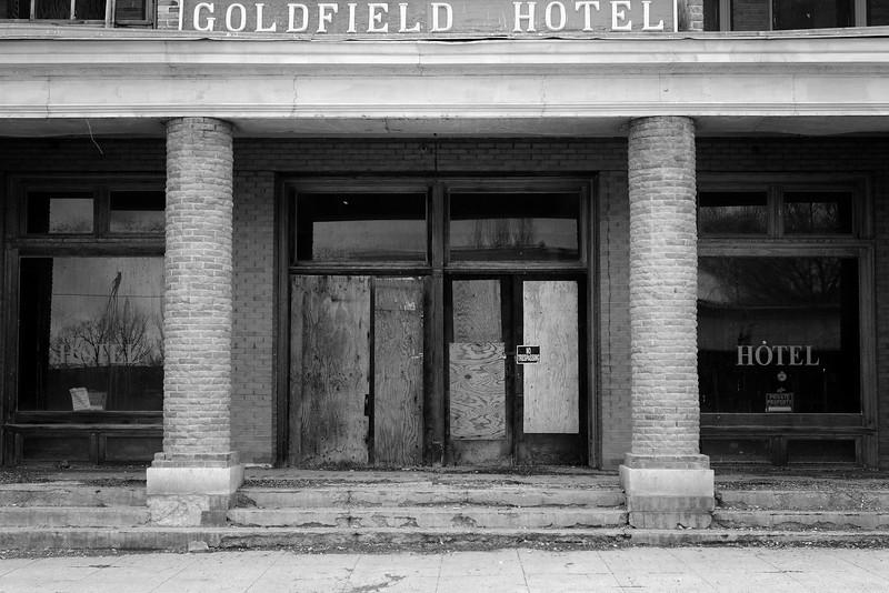 Goldfield, NV