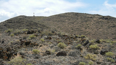 Nevada Air Mail Beacon/Geocaching Trip May 23-25, 2014 (AW100)