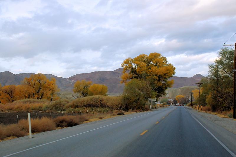 Mason Valley, Near Mason