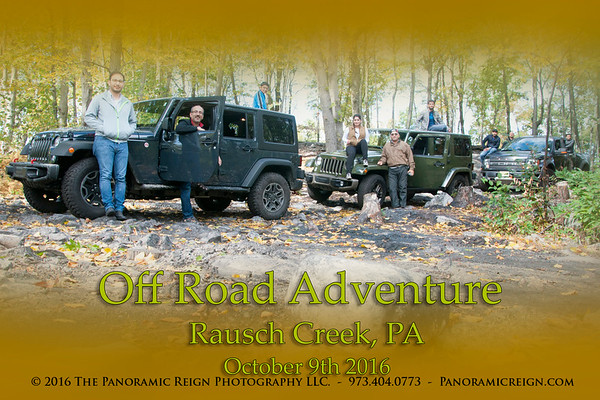Rausch Creek - Oct 9th 2016