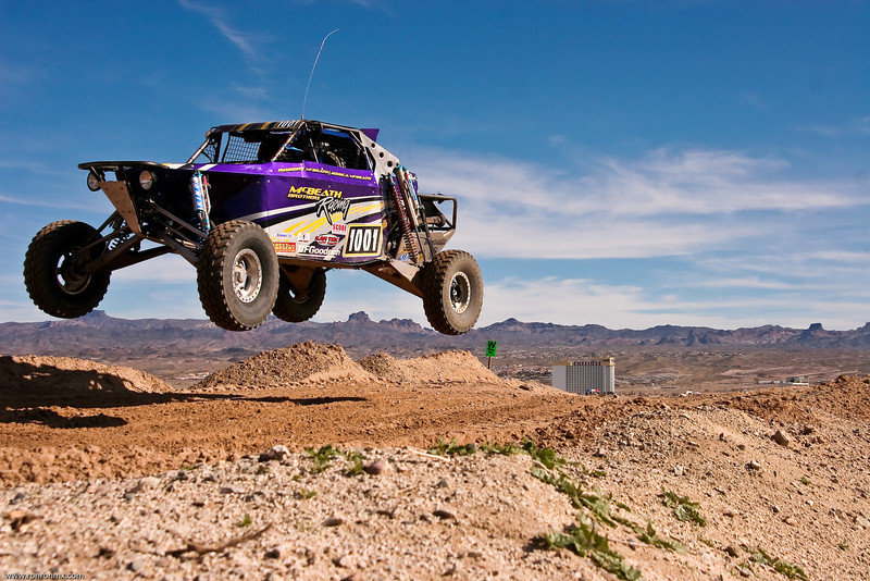 Laughlin SCORR race