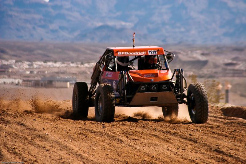 Laughlin SCORR race