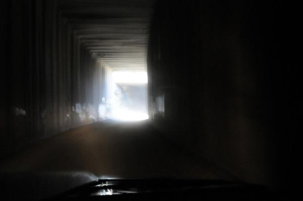 Grass Valley 4 Wheelers - Railroad Tunnel Run