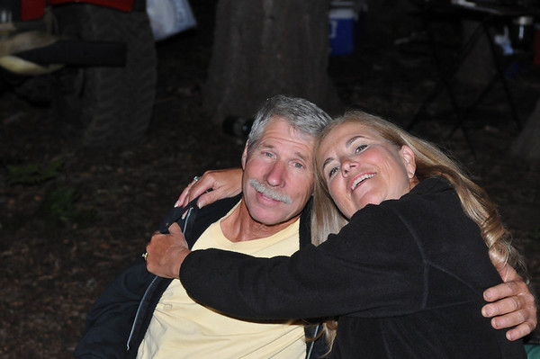 Sierra Trek 2010 - Campfire Night
