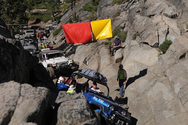 Sierra Trek 2010 - Winch Hill 1 Main Trail Pictures