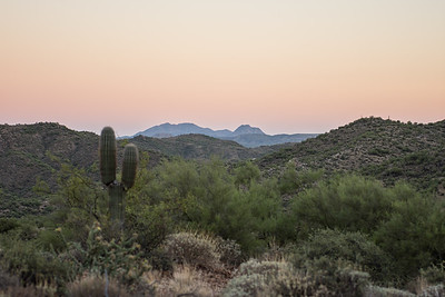 Back-way to Black Canyon City